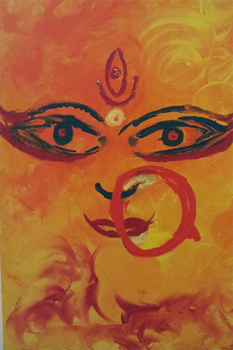 Goddess Durga - The Invincible